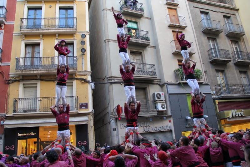19è Aniversari Castellers de Lleida. Paeria . 5-04-14 - IMG_9582.JPG