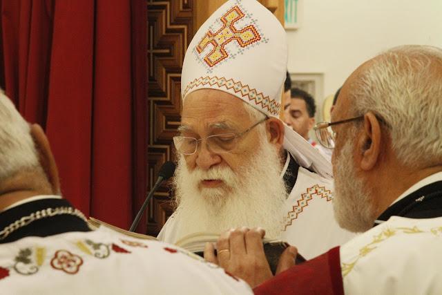 Clergy Meeting - St Mark Church - June 2016 - _MG_1624.JPG