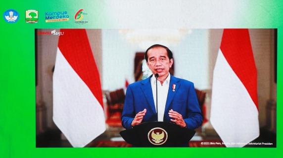 Jokowi: Selamat Dies Natalis ke-65 untuk Unand, yang Merupakan kampus Negeri Pertama di Luar Jawa