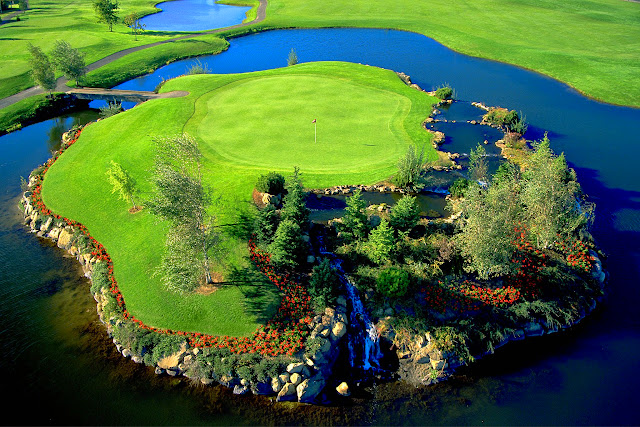 Beautiful design and excellent care make Homestead Farms Golf Course a favorite for visitors and locals. /  Credit: Homestead Farms Golf Resort