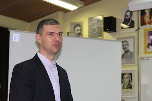 Pozdrav direktorja ŠCRM, mag. Šemsa Mujanovića