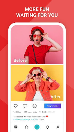 PhotoGrid: Video & Pic Collage Maker, Photo Editor screenshot 5