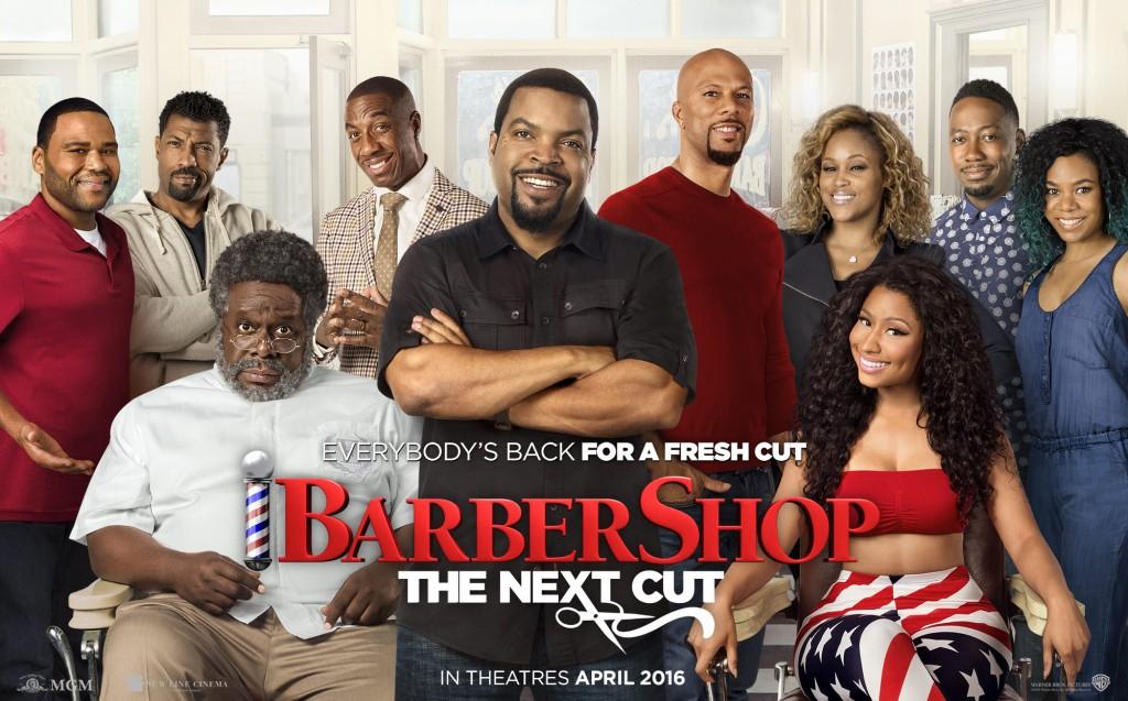 Το μπαρμπέρικο: Η νέα κουπ (Barbershop: The Next Cut) Wallpaper