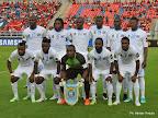 Les Léopards de la RDC lors de la Can 2015 en Guinée Equatoriale. Photo Héritier Yindula