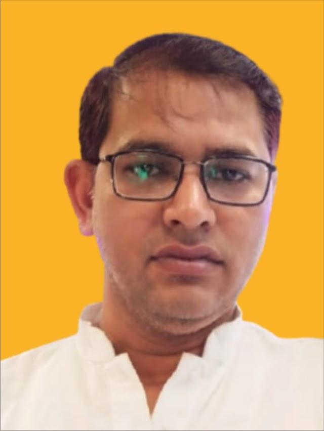 मो. अबरार भाजपा अल्पसंख्यक मोर्चा के प्रदेश कार्यसमिति सदस्य मनोनीत