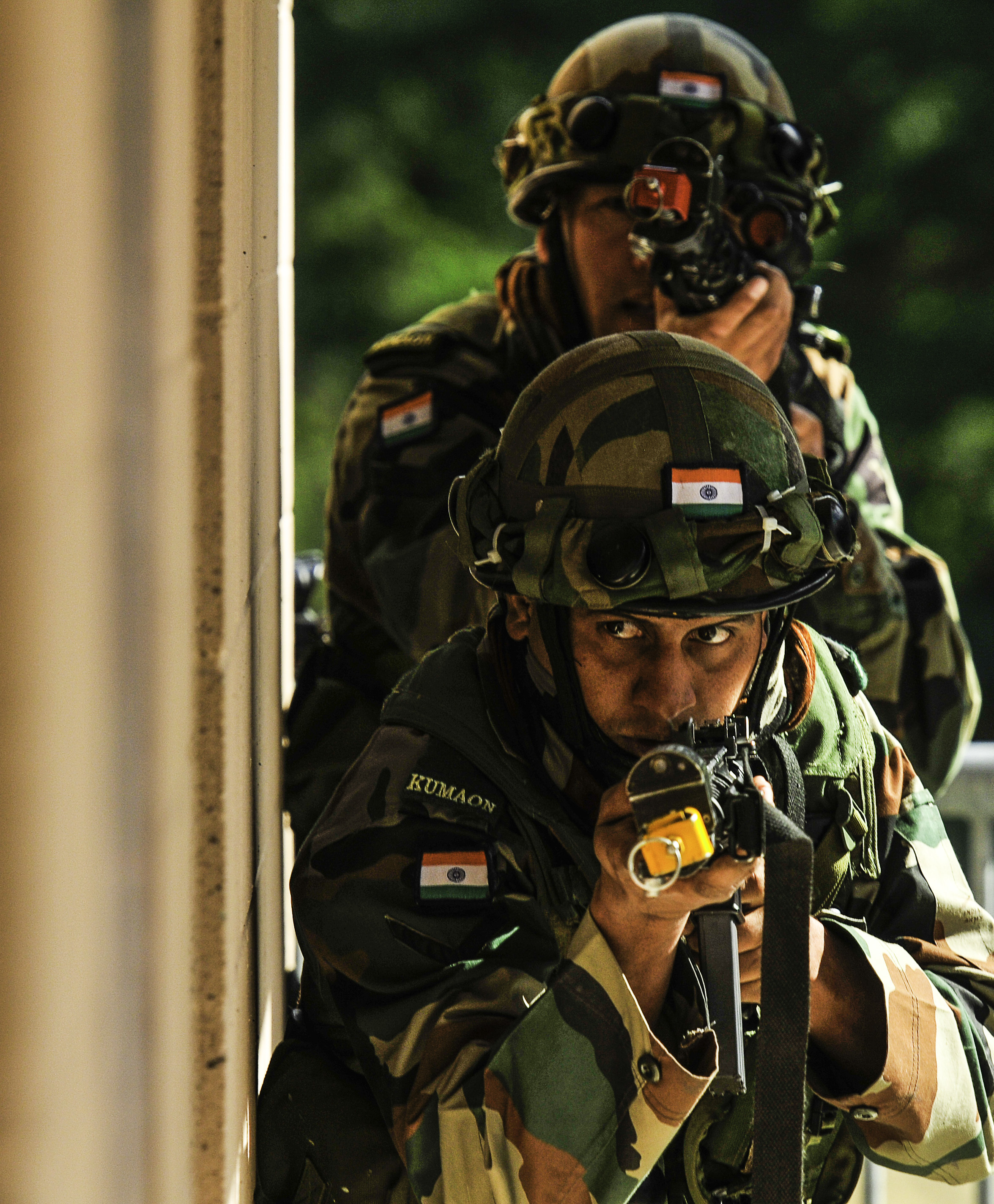 Some Sweet Shots Of The Indian Army From Yudh Abhyas 2015