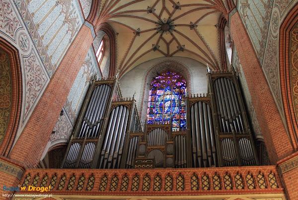 Organy katedry w Pelplinie