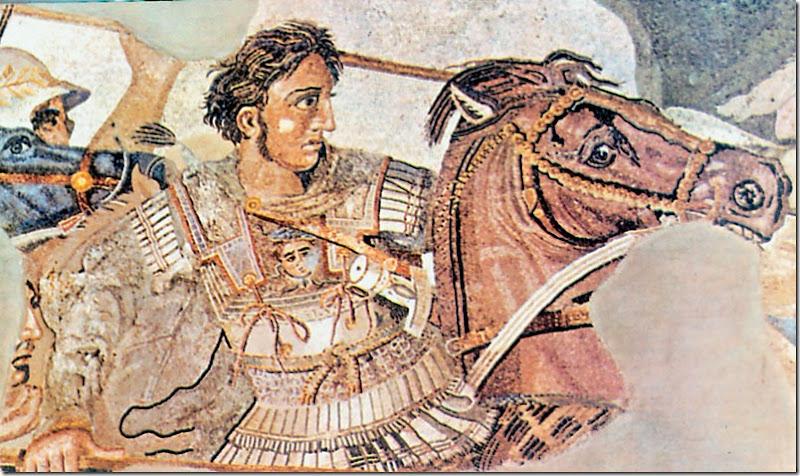 Φωτο: Ο Μέγας Αλέξανδρος επιτίθεται κατά των Περσών!