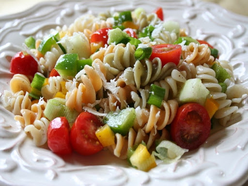 Pasta or Rice Salad