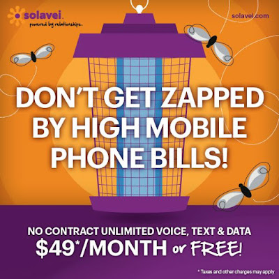 Don't get zapped by high mobile phone bills!