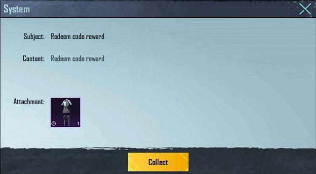 PUBG Mobile, ücretsiz ödüller almak için bugün (12 Temmuz) Redeem Kodunu kullanın