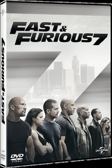 Fast & Furious 7 – Castellano