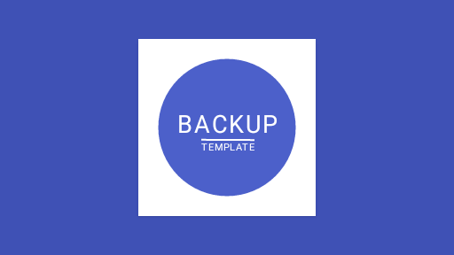 Cara Backup Template Blogger Atau Blogspot