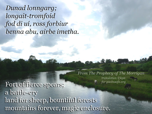 Prophecy meme – Section 2 - by Kathryn NicDhàna for Gaol Naofa