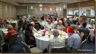 131212 003 Christmas Lunch Dapto Leagues Club