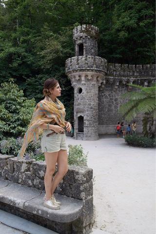 El estilo romántico de la Quinta da Regaleira, Sintra, Portugal