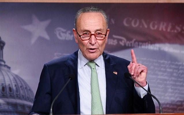 ΗΠΑ: Να «καταδιώξει ανελέητα» όσους επιτέθηκαν στο Καπιτώλιο ζητά από το FBI ο γερουσιαστής Σούμερ
