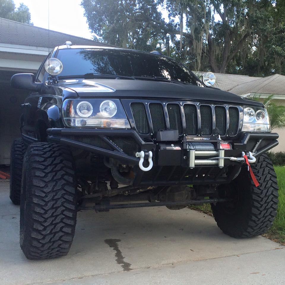 theksmith's 2003 jeep grand cherokee wj limited 4.7 h.o. - the do