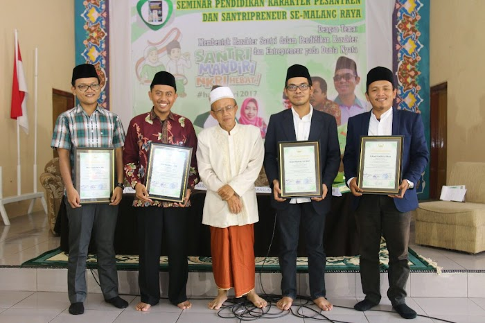 Peringati HSN, Bincang Wirausaha dan Pendidikan  Karakter di Gelar di Pesantren Al-Ishlahiyah, Malang