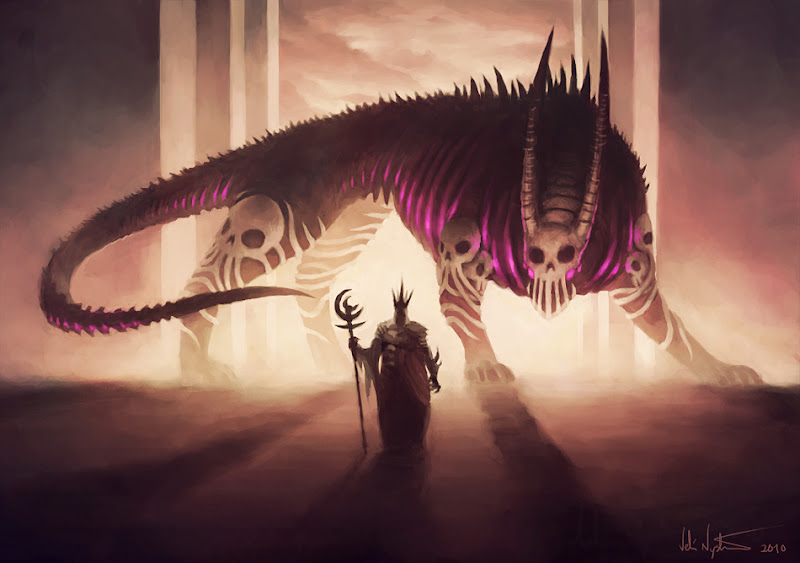Dark Emperors Pet, Death