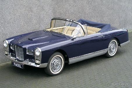Facel Vega 1956 FV 2 B cabriolet