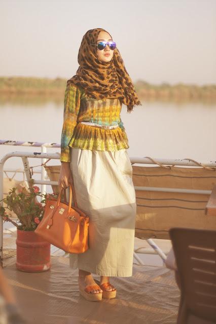 للاخوات المحجباتجديد أزياء المحجبات- ملابس للمسلمات المحجبات 2014صيف- ملابس للمسلمات