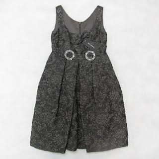 Dolce & Gabbana Lamé Lace Dress