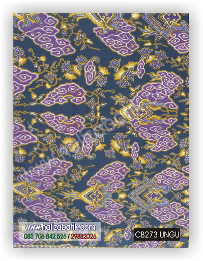 Harga Baju Batik, Desain Baju Batik Modern, Grosir Baju Batik Murah, CB273 UNGU