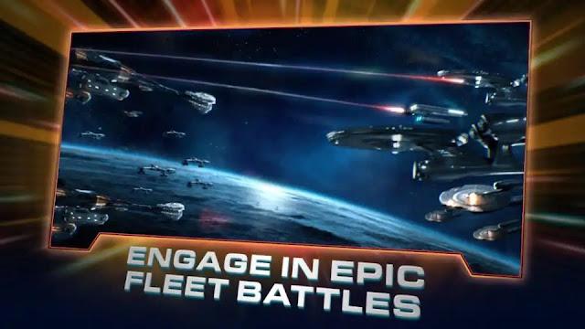 Star Trek Fleet Command Strateji Oyunu Ön Kayıt Ol