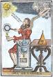 From Medicinisch Chymisch Und Alchemistische Oraculum Ulm 1755