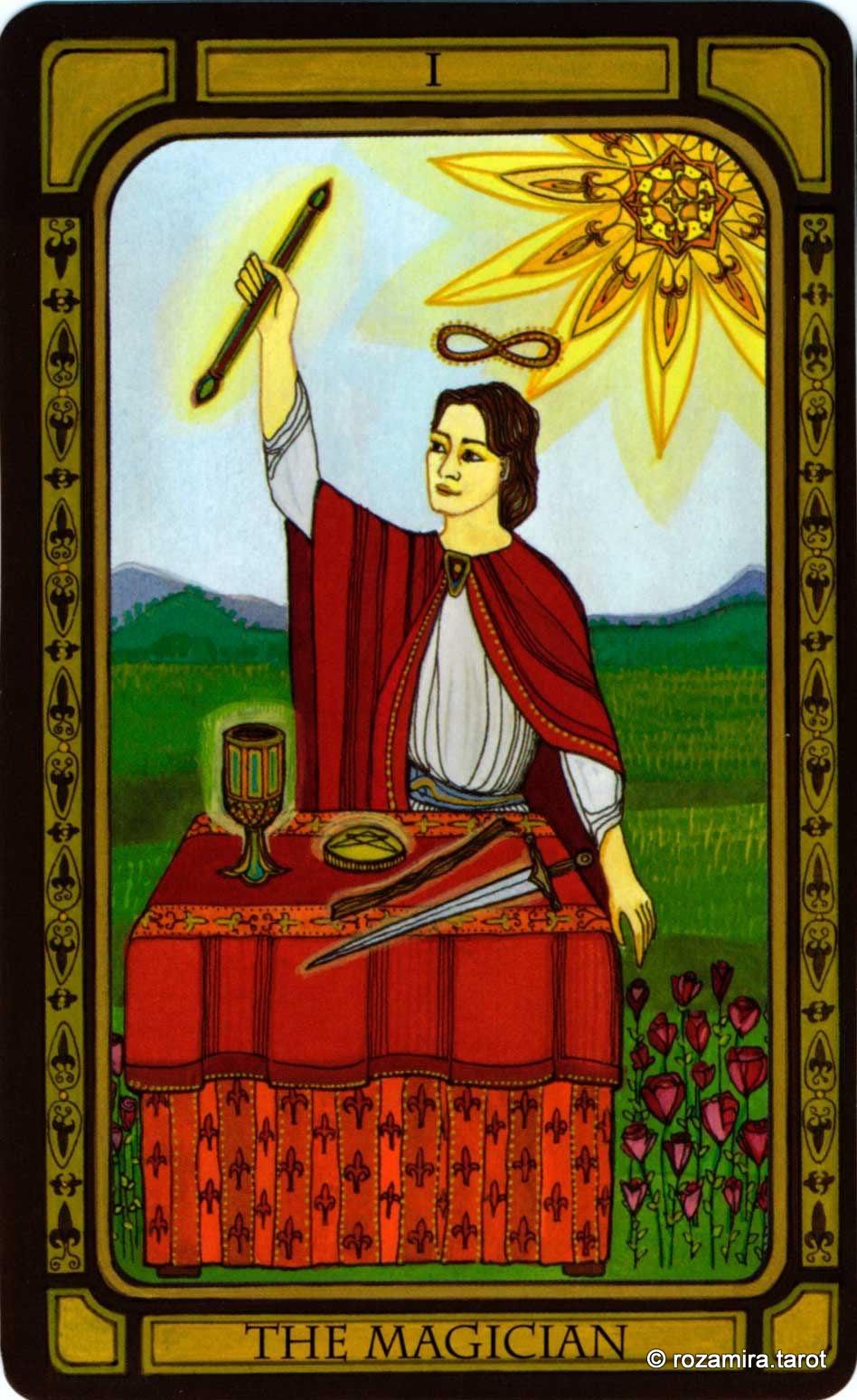 Альбом Golden Tarot (The Golden Tarot Liz Dean) — Золотое ... Golden Tarot Liz Dean