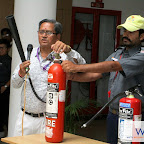 Informative session on Fire Safety (IV-VIII) (10-10-2017)