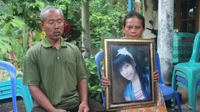 Korban Mutilasi Ternyata Pernah Pergoki Suaminya Selingkuh