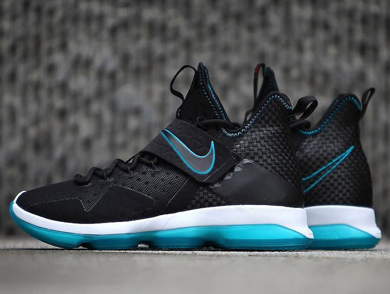 buy online 1ce65 2704f Get Personal With Upcoming Nike LeBron 14 Red Carpet ...