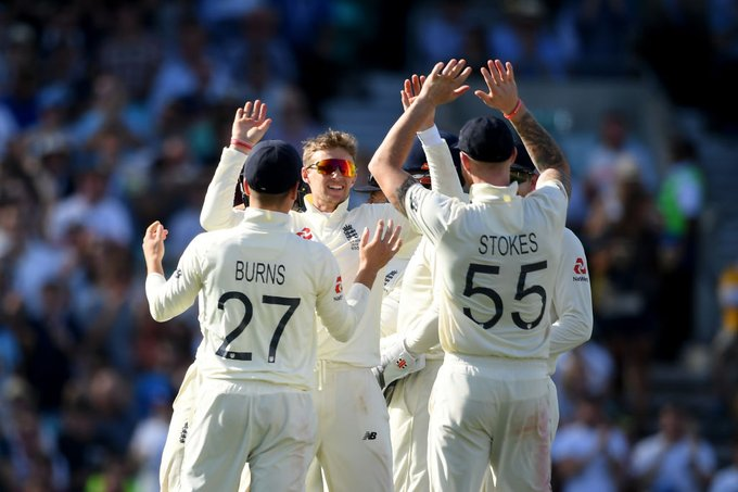ENG beat AUS to draw the Ashes 2-2