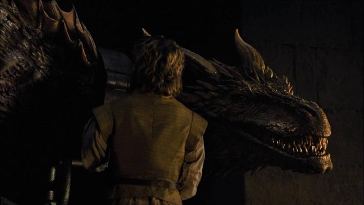 El enano domador de dragones