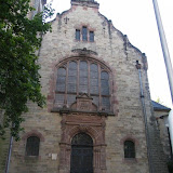 Altstadtfest und Kirche