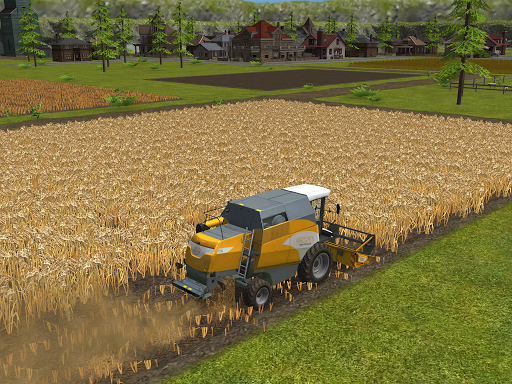 Farming Simulator 16 APK + DATA