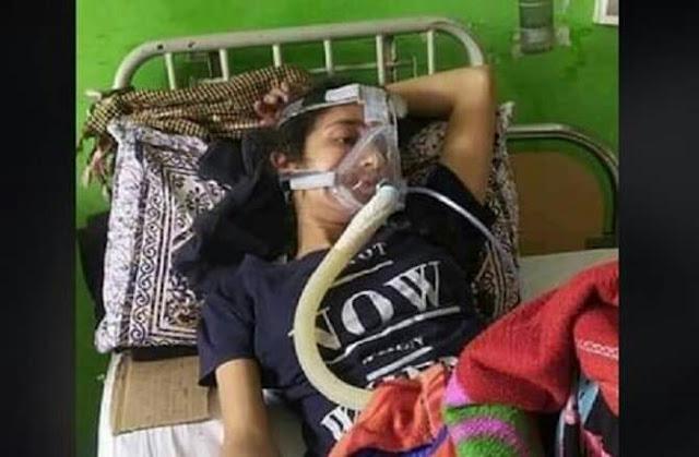 कांगड़ा: 23 साल की अदिति के दिल में हैं छेद, PGI में इलाज के लिए मदद की दरकार
