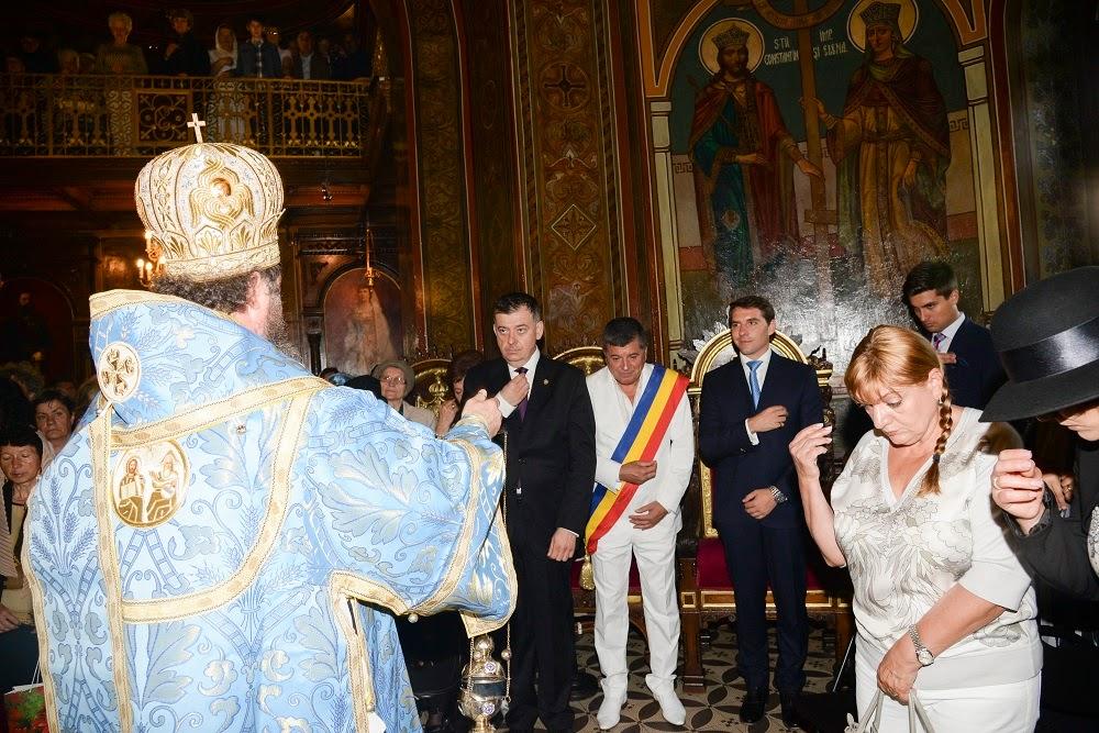 Biserica Domnească din Bușteni, 125 de ani de la sfințire
