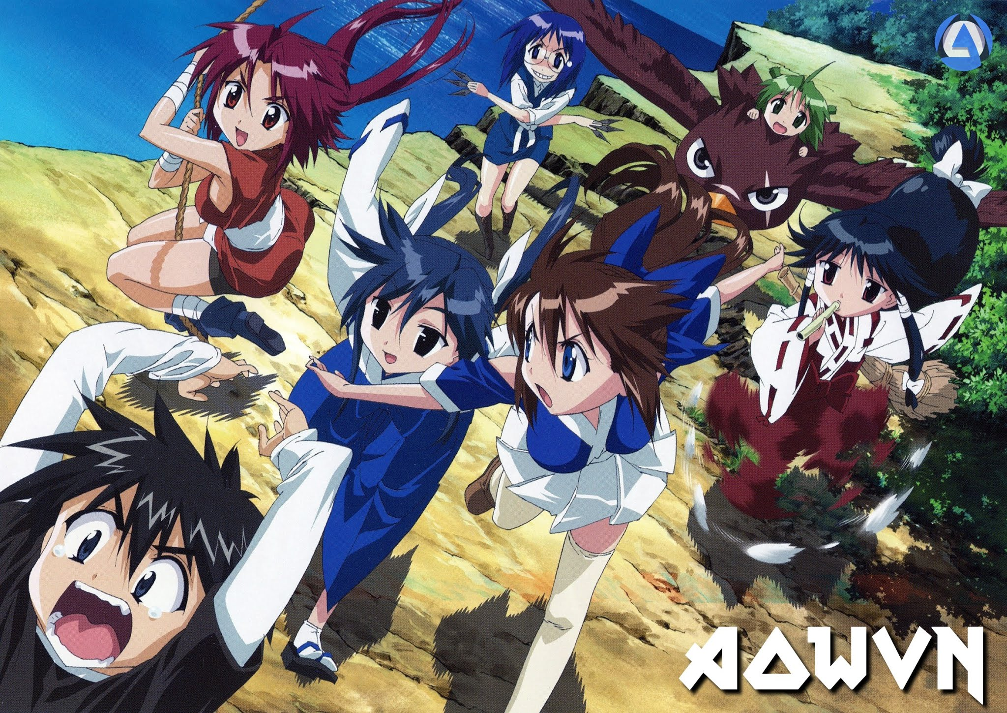 59rwBNR - [ Anime 3gp Mp4 ] Nagasarete Airantou | Vietsub