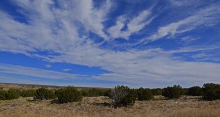 New Mexico Spring Sky