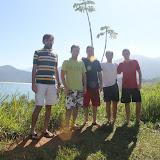 Excursão exploratória dos lugares do Projeto Serra do Mar