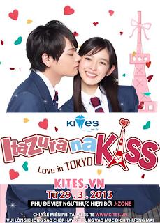 Xem Phim Nụ Hôn Tinh Nghịch 2013 | Itazura Na Kiss - Love In Tokyo