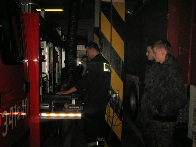 W Komendzie Miejskiej Policji w Krośnie - IMG_0028.JPG