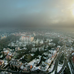 Schloß im Schnee - Celle-von-oben (1 von 1).jpg