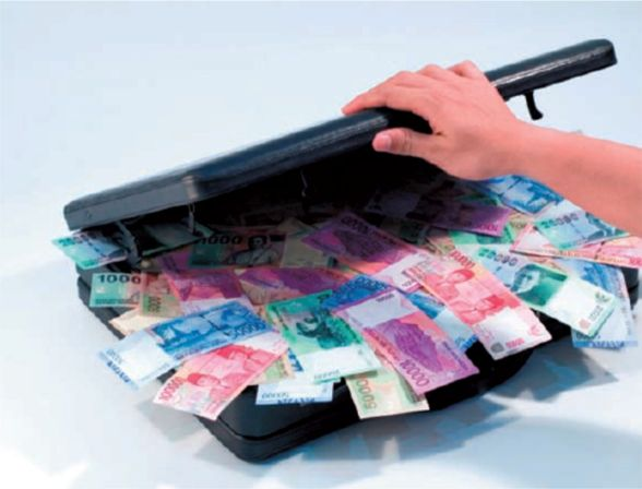 Ilustrasi:uang