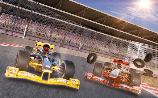 Download Formula Race Car Drift Chase on PC & Mac with