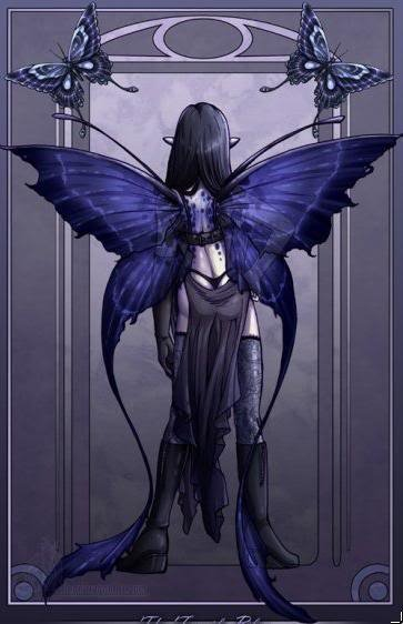Gothic Butterfly, Gothic Girls