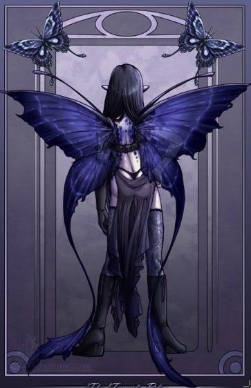 Gothic Butterfly, Gothic Girls
